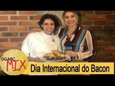 DGABC MIX comemora o Dia Internacional do Bacon