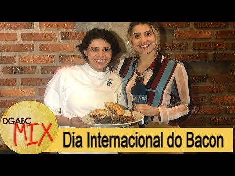 DGABC MIX comemora o Dia Internacional do Bacon