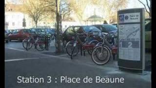 preview picture of video 'vélos reflex Chalon sur Saône : vélos en libre service'