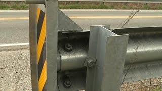 Family billed for guardrail that killed daughter