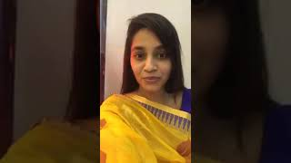 Abarnathy live talk Part2 | Enga Veetu Mapillai fame Abarnathy live video | 2018 Recent live