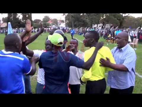 Busoga United leave it late in home tie with Maroons