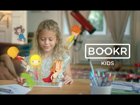 BOOKR Kids - Product video