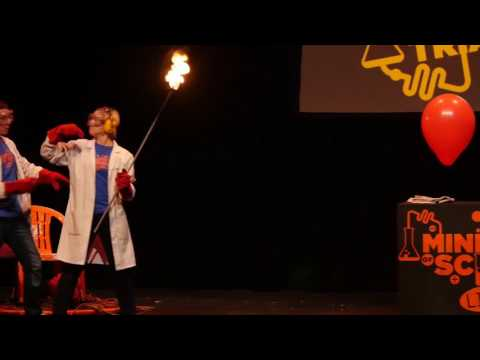 Exploding Balloons and the Fire Triangle!