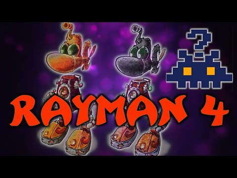 Rayman 4 Would Have Been So Much Cooler Than Rayman Raving Rabbids