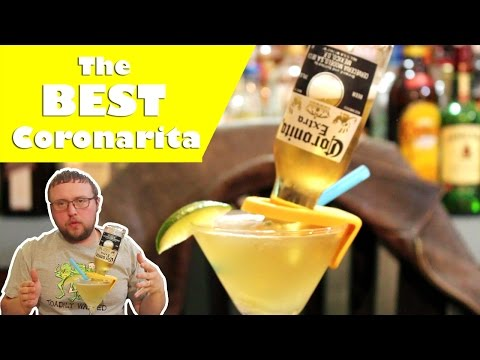 The Best Coronarita Recipe – Corona Margarita AKA Mexican Bulldog Cocktail | Tequila Drinks