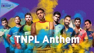 Damkutla Dumkutla - Tamil Nadu Premier league Anthem by Anirudh Ravichander | Music Video