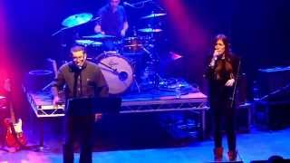"""Old Red Eyes Is Back.""- Paul Heaton & Jacqui Abbott @ Shepherds Bush Empire 27 May 2014."