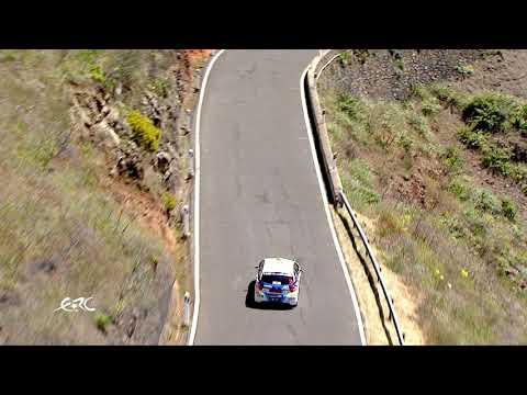 Rally Islas Canarias 2019 - FPAK Portugal Team ERC FIA ERC