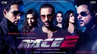 Saif Ali Khan, Deepika Padukone, John Abraham - Official Trailer - Race 2