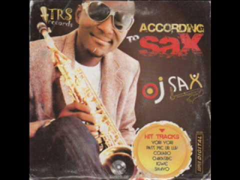 OJ Sax - If I were a boy (orig by Beyonce)  - whole Album at www.afrika.fm