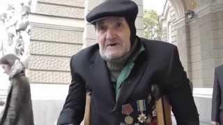 Судьба героя и ветерана ВОВ! Позор такой Украине!