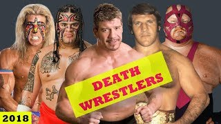 100 WWE WRESTLERS Died All Time   WWE WRESTLERS DEATH 2018 R.I.P [HD]