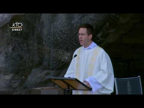 Messe du 6 juin 2020 à Lourdes