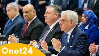 Trwa konferencja bliskowschodnia | Onet24
