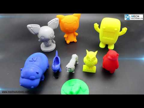 3d printing service for PLA material