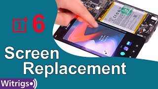 OnePlus 6 Screen Replacement - Detailed Tutorial