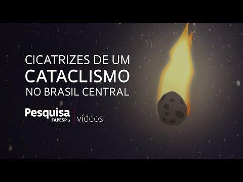Cicatrizes de um cataclismo no Brasil central