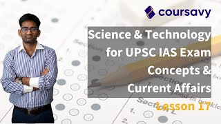 17. Space and Defence Technology - Test 1 - Answers Discussion - Science & Tech for UPSC CSE 2020