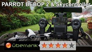 Parrot Bebop 2 & Skycontroller im Test | Review | deutsch