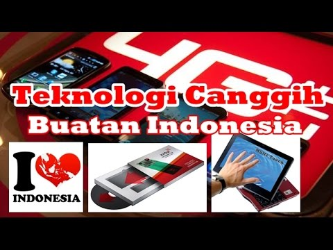 Video Teknologi Canggih Asli Buatan Indonesia