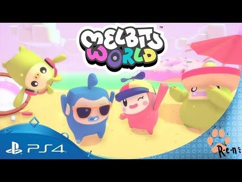 Melbits World | Playlink (PS4) CZ Záznam streamu