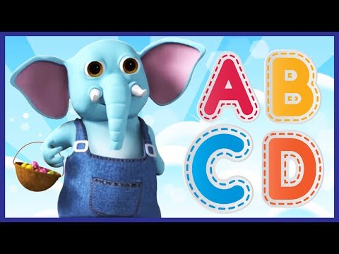 Alphabet Song In Hindi | ABC Song In Hindi | ABCD Alphabet Song In Hindi | Hindi Rhymes