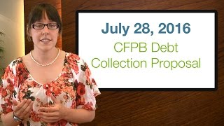 Risk Watch 102: The CFBP and Debt Collection—Pay Up, But Pay Right