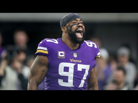 Everson Griffen Vikings Highlights