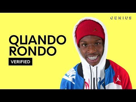 "Quando Rondo ""Double C's"" Official Lyrics & Meaning | Verified"