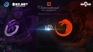 TNC Predator vs Keen Gaming Game 1 | Best of 2 | Group Stage | The International 9