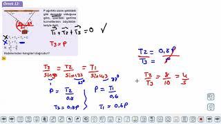 Eğitim Vadisi AYT Fizik 6.Föy Kuvvet ve Hareket 3 Konu Anlatım Videoları