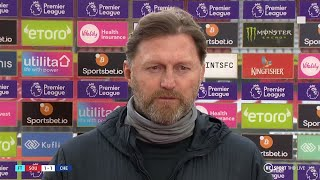 """""""The draw for us is like a win!"""" Hasenhüttl takes positives from Southampton v Chelsea stalemate"""