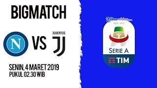 Live Streaming dan Jadwal Laga Napoli Vs Juventus di HP via MAXStream beIN Sports