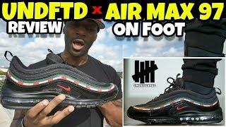 air max 97 all black on feet मुफ्त ऑनलाइन