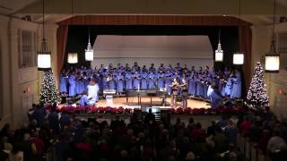 O Come All Ye Faithful -  Lycoming College 2016 Christmas Candlelight Service