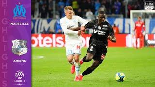 Marseille 2-2 Amiens SC - HIGHLIGHTS & GOALS - 3/6/2020