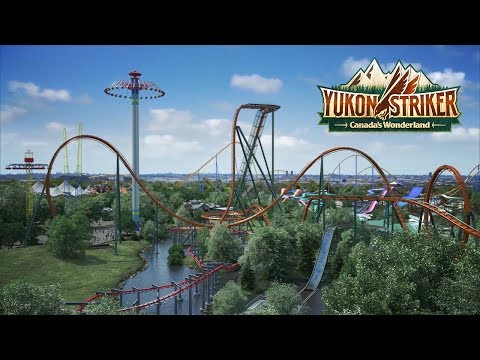 World S Tallest Longest And Fastest Dive Rollercoaster