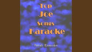 I Understand - Karaoke In The Style of JOE