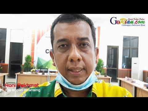 VIDEO: Kuansing Targetkan Zona Hijau Penyebaran Covid-19