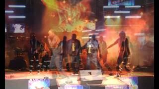 Wyre performing Fire Anthem at KENYA LIVE Machakos Concert