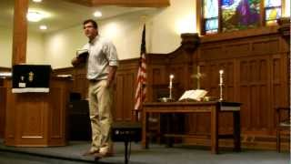 preview picture of video 'Sunday Sermon: Fields of Clymer'
