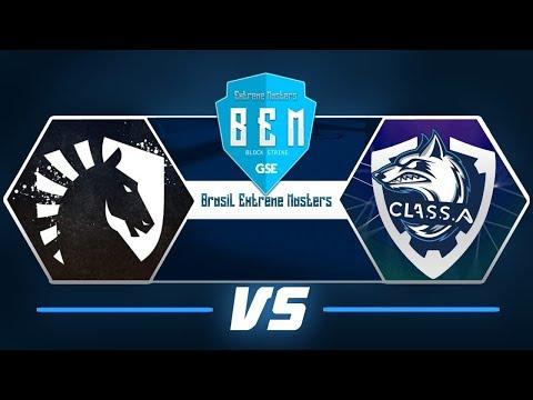 [PT-BR] CA x LIQ - Round 4 (2-1) - Closed Qualifier - Brasil Extreme Masters II