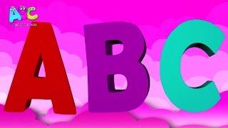 Английский алфавит со словами
