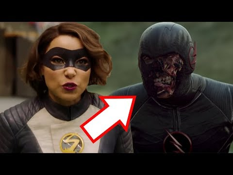 Why isn't Black Flash after Nora Allen? - The Flash Season 5