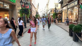 Budapest Hungary 🇭🇺 Walking The Streets 2019