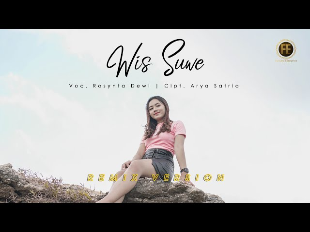 ROSYNTA DEWI - WES SUWE [ Dj Kentrung Full Bass ] ( Official Music Video )