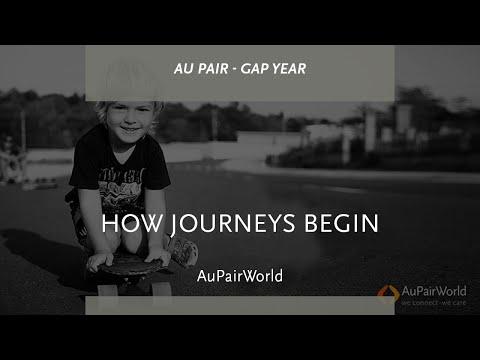 Wie Reisen beginnen - AuPairWorld sagt