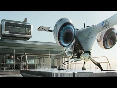Oblivion (Featurette 'Sky Tower')