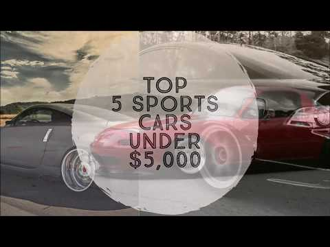 AMAZING USED Import Cars For Under $5,000
